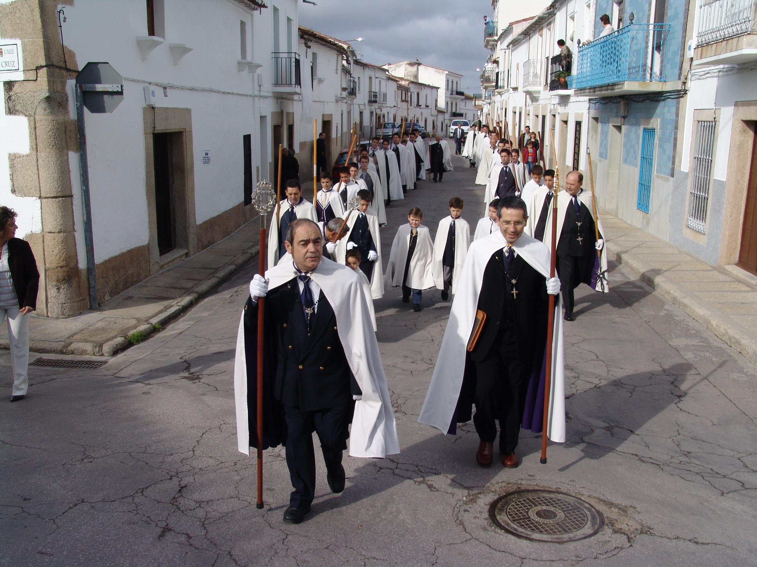 Jesus F. Bravo Díaz, pregonero de la Semana Santa de Malpartida