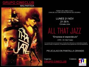 "ALL THAT JAZZ ""Empieza el espect�culo"""