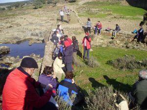 El domingo 21 ruta turística desde el tramo de Puebla de Obando a Villar del Rey