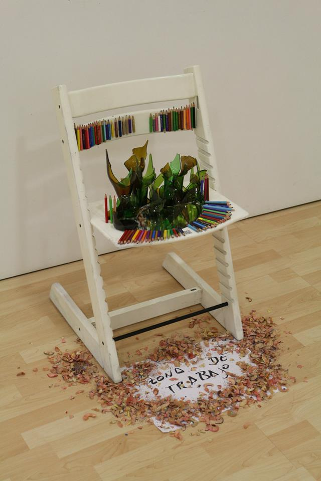 """Exposición el Icono de los Muebles """"La silla"""""""
