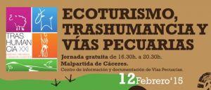 Jornadas gratuitas sobre  'Trashumancia: ecoturismo y vías pecuarias'