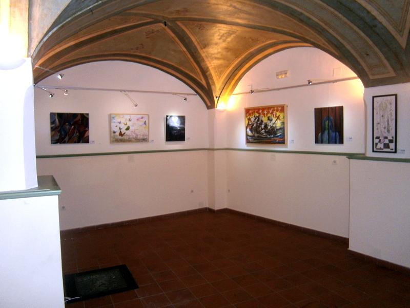 """La Exposición """"Contra la violencia de género"""" podrá visitarse hasta el día 16 de diciembre en el Centro Cultural Casa Bernabé"""